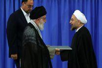 رهبری صبح پنجشنبه حکم ریاست جمهوری روحانی را تنفیذ میکنند