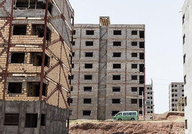 احداث۲۴۱ واحد مسکونی پروژه روستاشهری در رامیان
