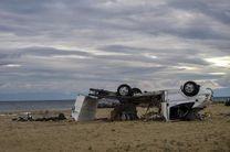 6 توریست در اثر طوفان های شدید در یونان جان باختند