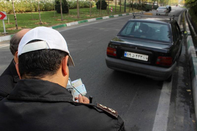 جریمه 50 هزار تومانی در انتظار مالکان خودروهای فاقد معاینه فنی در تهران