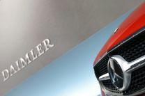 سود دایملر با فروش خودروهای مرسدس دو برابر شد