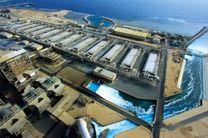 آب شیرین کن 15میلیون متر مکعبی پارسیان کلنگ زنی می شود
