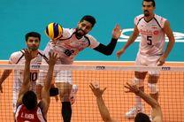 نتیجه بازی والیبال ایران و پورتوریکو/ ایران قاطعانه از سد پورتوریکو گذشت