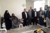 ایران اسلامی همواره مدیون ایثار و از جان گذشتگی شهدا است