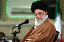 اعضای شورای هماهنگی تبلیغات اسلامی با رهبر انقلاب دیدار کردند