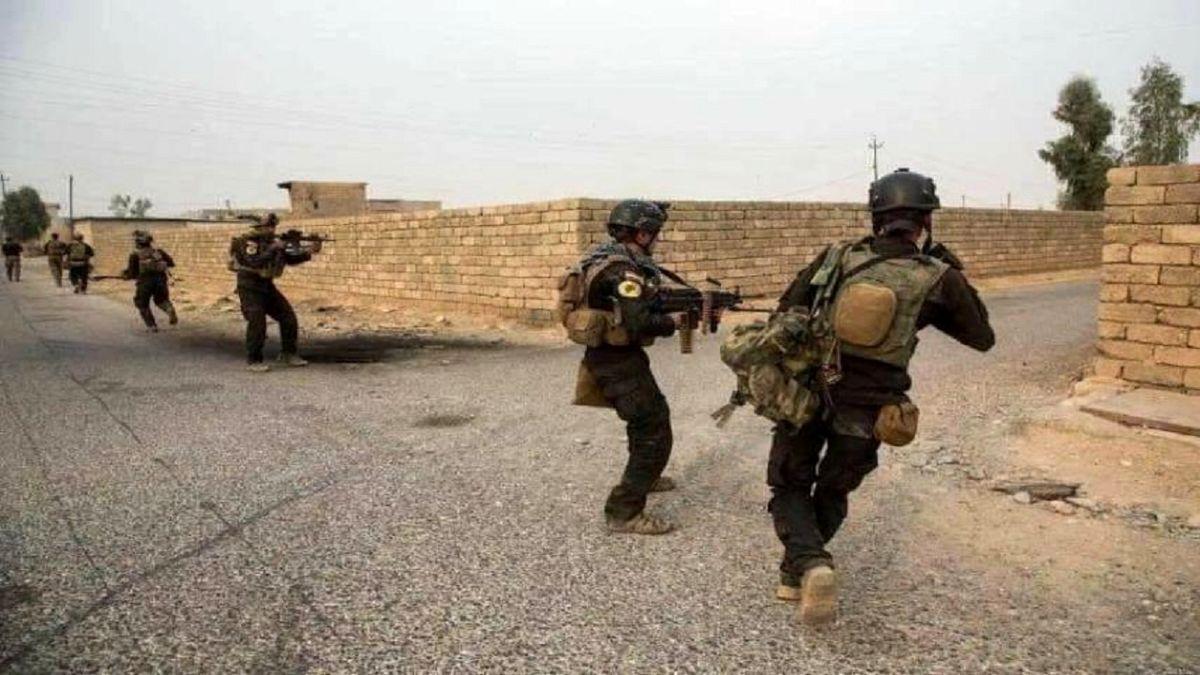 بازداشت یکی از عناصر مهم گروه تروریستی داعش در استان کرکوک