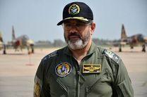 امیر نصیرزاده روز پدافند هوایی را تبریک گفت