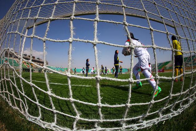 سومین پیروزی دختران فوتبالیست ایرانی در سوچی