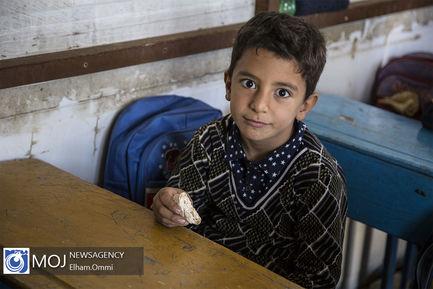 مدارس کانکسی در روستاهای کردستان