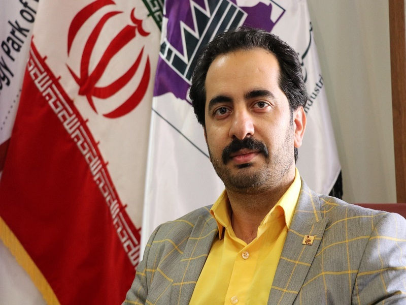 بهره برداری از 2طرح عمرانی در شهرک صنعتی بزرگ شیراز