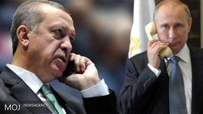 پوتین: اردوغان اقدامات خلاف قانون انجام ندهد
