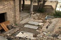 توضیحات مدیرعامل سازمان زیباسازی شهر تهران درباره بازسازی مقبره ملک المتکلمین