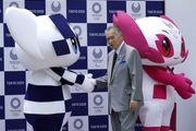 رونمایی از نماد عروسکی المپیک توکیو