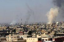 آغاز عملیات حشد شعبی برای آزادی مناطقی در غرب موصل
