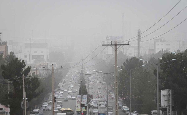سهم ۲۰ درصدی خودروهای فرسوده در آلودگی هوای کشور