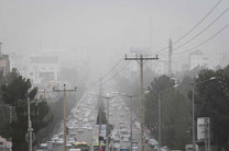 وضعیت کیفی هوای تهران ناسالم است