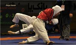 زهرا یزدانی صاحب مدال طلا شد/ سالاروند به مدال نقره رسید