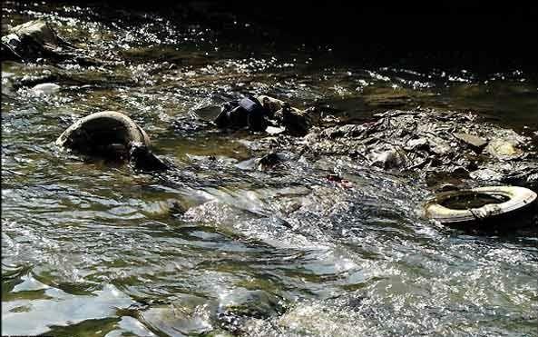 ورود پساب های سرطانزا به رودخانه ها