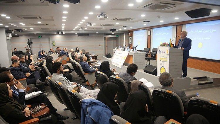 سیزدهمین کنفرانس ملی کیفیت و بهرهوری برگزار شد