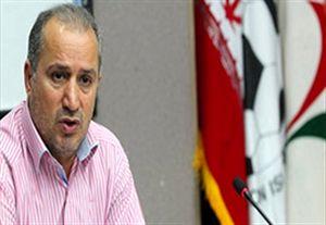 امیدواری تاج برای لغو حکم کسر 6 امتیاز از پاس