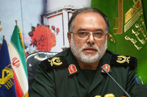 توزیع بیش از سه میلیون لیتر مواد ضد عفونی توسط سپاه در مازندران