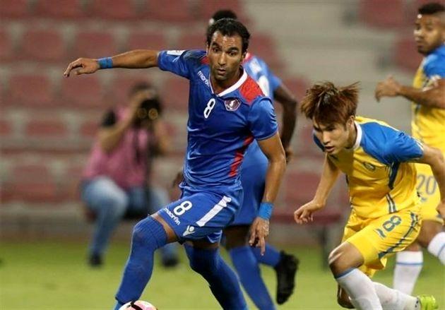 پولادی به یک تیم تایلندی پیوست