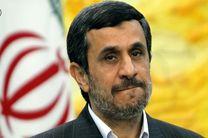 احمدی نژاد از از دادستان کل کشور شکایت کرد!