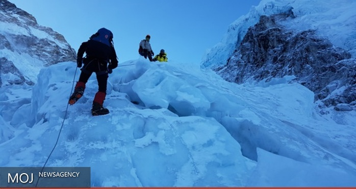 تصویربرداری از قله اورست با دوربین ۳۶۰ درجه سامسونگ