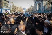 انتقاد عزت الله ضرغامی به نحوه برگزاری مراسم تشییع پیکر همسر دکتر علی شریعتی