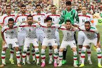 فوتبال ایران در رده بیست و چهارم جهان