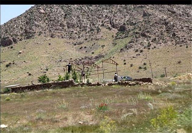 ۱۲۰ هکتار زمینهای منابع طبیعی در استان گلستان خلع ید شد