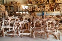 اولویت در حمایت از صنعت منبت ملایر تأمین چوب ارزان و با کیفیت است