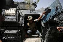 همراه با نیروهای عراقی در نبرد موصل