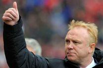 مک لیش سرمربی تیم ملی اسکاتلند شد