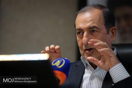 نشست خبری رییس شورای عالی استانها