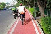 انتقادی دوباره به مسیرهای احداثی دوچرخه سواری