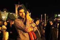 نوای «بک یا الله» در نماد مقاومت ایران طنینانداز شد