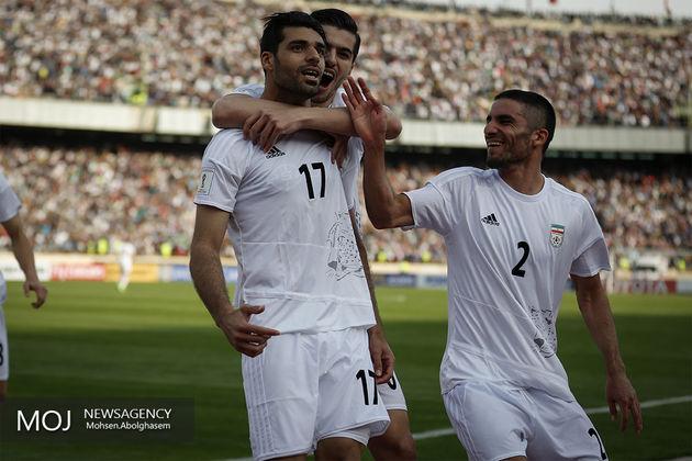 سقوط ۲ پلهای تیم ملی ایران در ردهبندی فیفا