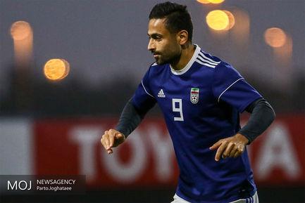 آخرین تمرین آماده سازی تیم ملی فوتبال کشورمان قبل از دیدار با تیم ملی چین/امید ابراهیمی
