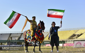 دومین جشنواره ملی اسب اصیل کرد