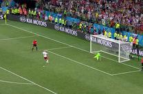 ساعت بازی روسیه و کرواسی در مرحله یک چهارم نهایی جام جهانی
