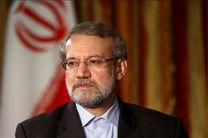 علی لاریجانی وارد شهر اراک شد