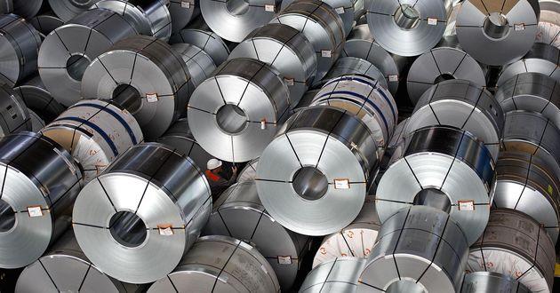 قیمت ورقه های فولادی در بازار ایران افزایش یافت