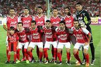 ساعت برگشت بازی پرسپولیس و الوصل امارات مشخص شد