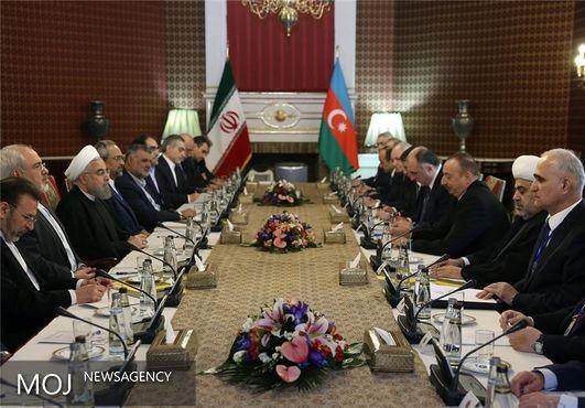 موافقتنامه همکاری ریلی با ایران به تایید رئیس جمهور آذربایجان رسید