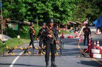 کشته و زخمی شدن ۱۰ سرباز ارتش تایلند در انفجار یک بمب