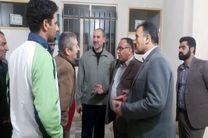 80 دانشجو در مهمانسرای شهرداری سنندج اسکان داده شد