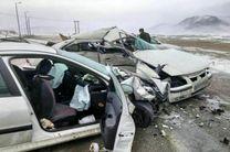 جزئیات تصادف های مرگبار امروز با 10 کشته و زخمی
