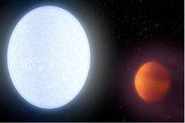 کشف داغترین سیاره کیهان توسط دانشمندان