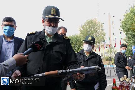 طرح اقتدار پلیس امنیت عمومی پایتخت